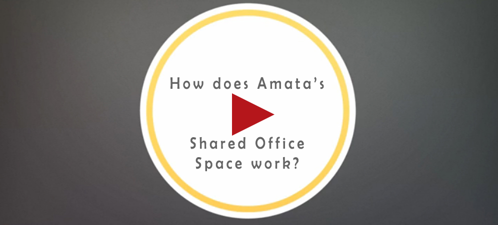 How Does Amata's Shared Office Space Work?