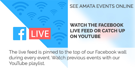Amata Live on Facebook