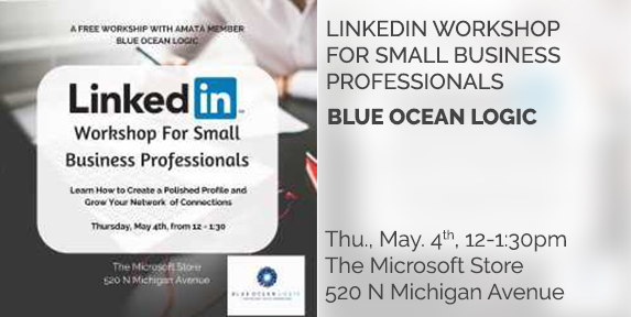 Linkedin Workshop for Small Business Professionals